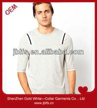 men's export 3/4 sleeve t shirt