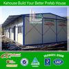prefabricated pretty modern cheap houses to build