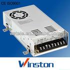 CE ROHS S-350 5V 12V 24V 48V 350W switching mode power supply with 2 years warranty