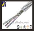 opgw g652 cable de fibra óptica