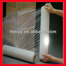 2013 hot sale lldpe manual stretch film sun wrap