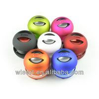 latest mini speaker for MP3 & MP4, Mobile Unique Design