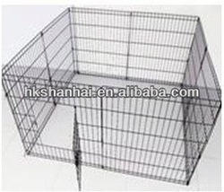Indoor or Outdoor dog cages crates
