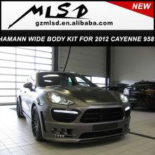 car part auto pack cayenne 958 haman body kit/ body kit for porsche cayenne 958