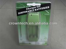 ce cb listed 2 ways alkaline battery charger aaa BC2-A