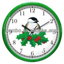 Bird Picture Kids 30cm Quartz Clock