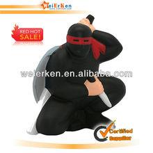 Swordsman Shape Stress Squeeze Toy
