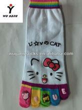 Child socks Kids five toes socks export to Japan