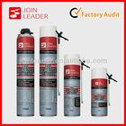 Aerosol Spray and Foam
