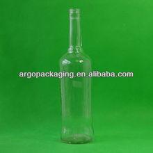 GLB750002 Argopackaging Spirit Glass Bottle 750ML Alcohol Glass Bottle
