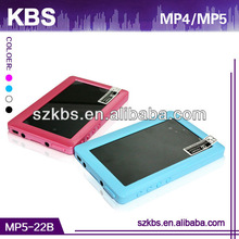 "Good Sound And Popular 4.3"" User Manual Mp5 Player Support NTSC/PAL,FM Radio,E-Book"