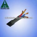 pvc e cabos isolados