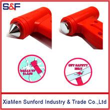 Vehicle Emergency Life Safety Hammer