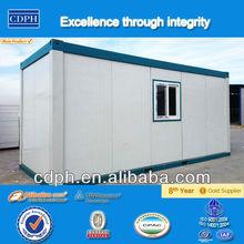 Low price prefab portable toilet design