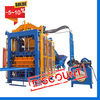 Hydraulic Automatic Cement Hollow Block Machine QT8-15