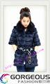 pelliccia di coniglio cappotto di pelliccia di volpe collare