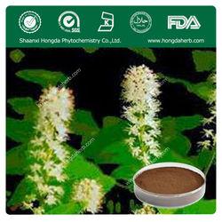 Natural Black Cohosh Extract, Triterpenoid Saponins 2.5%,5.0%