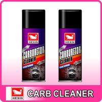 choke and carburetor cleaner