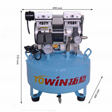 High cost performance portable compressor for sandblasting