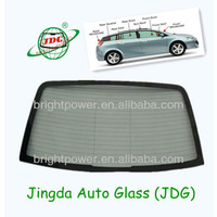 High Quality Auto Glass for Charger Sedan