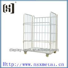 Metal folding heavy duty steel storage cages HSX-1881