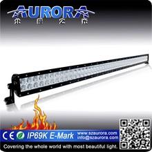 AURORA 50inch led light bar light hid parachuting helmets