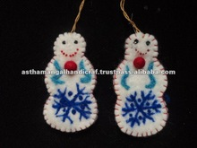 "Christmas Ornament ""Blue Angel"""