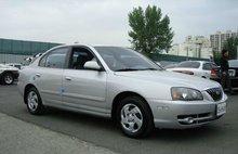 Used car Hyundai Avante XD1.5 VVT GLS