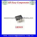 Ic lm386 precio( fácil componentes electrónicos de suministro papasfritas)