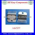 Ic tda7377( fácil componentes electrónicos de suministro papasfritas)