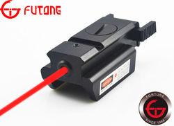 Red Laser Sight FT-RL-003 Tactical Laser Scope Laser Piont Picatinny Weaver Rail Mount for Pistol Gun