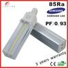 Factory promotion item guangzhou high brightness g24 cfl led bulb