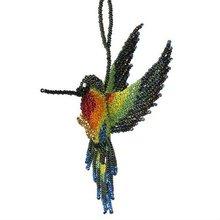 Beaded hummingbirds