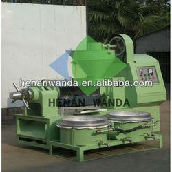 WANDA hot seller rubber seeds oil extraction