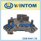 air blower switch for citroen 6441.78
