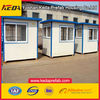 China hight quality light steel structure military container sentry box