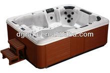 2013 Modern Design Freestanding Pure Acrylic Bathtubs