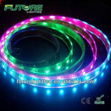 Cheap SMD5050,30leds/m DC 12V Flexible RGB led Strip Light