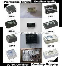 AM2D-1215SH30-RZ,2 watt 3000Vdc Isolation SIP-7 DC/DC converter