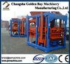 color paving block color brick making machine, electric vibro brick machine, simple block machine