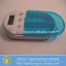portable digital medicine box pill reminder