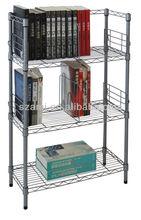 Book store wire shelf