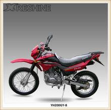 powerful engine 200cc dirt bike for sale chinese brand RESHINE