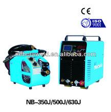 Welding Electrodes China Digital Control IGBT Mig Welder 0-630A