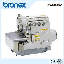 BX-6800D-5 High speed direct drive carpet overlock machine 852 overlock