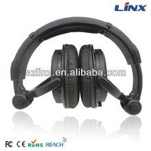 LX-143 Top 10 Cool Design Novel Best Portable Foldable Headphone 2012