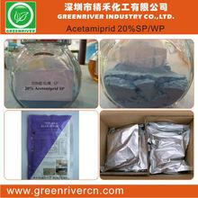 Hot sale Insecticide! Acetamiprid 20%SP/WP, cas no.[135410-20-7]; [160430-64-8]
