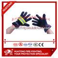 De fuego de aramida guantes de lucha/nomex guantes de fuego/fuego kevlar guantes de protección