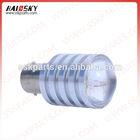 Haissky High quality motorcycle led strobe driving lights 12v automotive led light