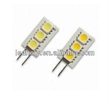 G4 Led bulb SMD5050 3PCS 0.5W